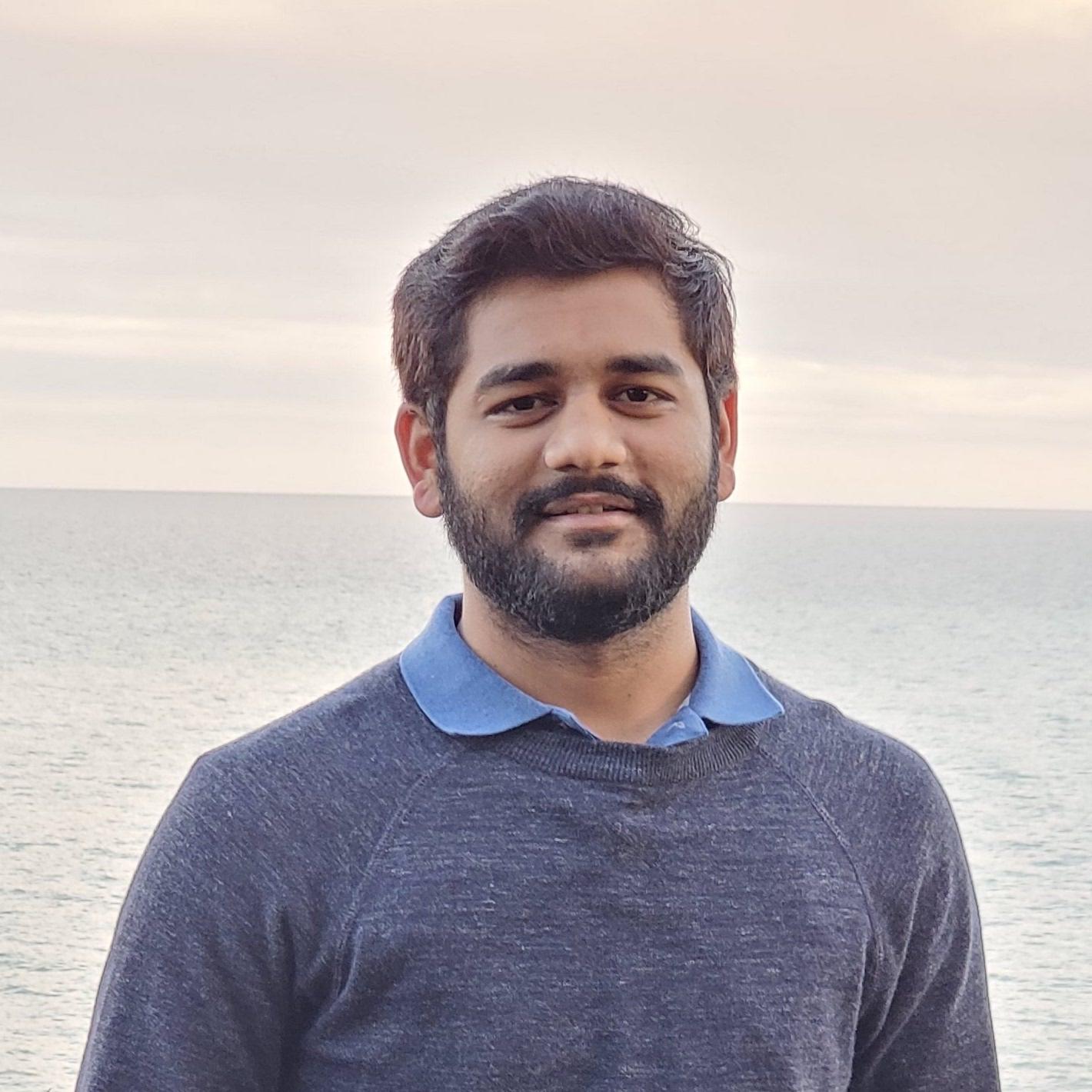 Jay Patel Headshot