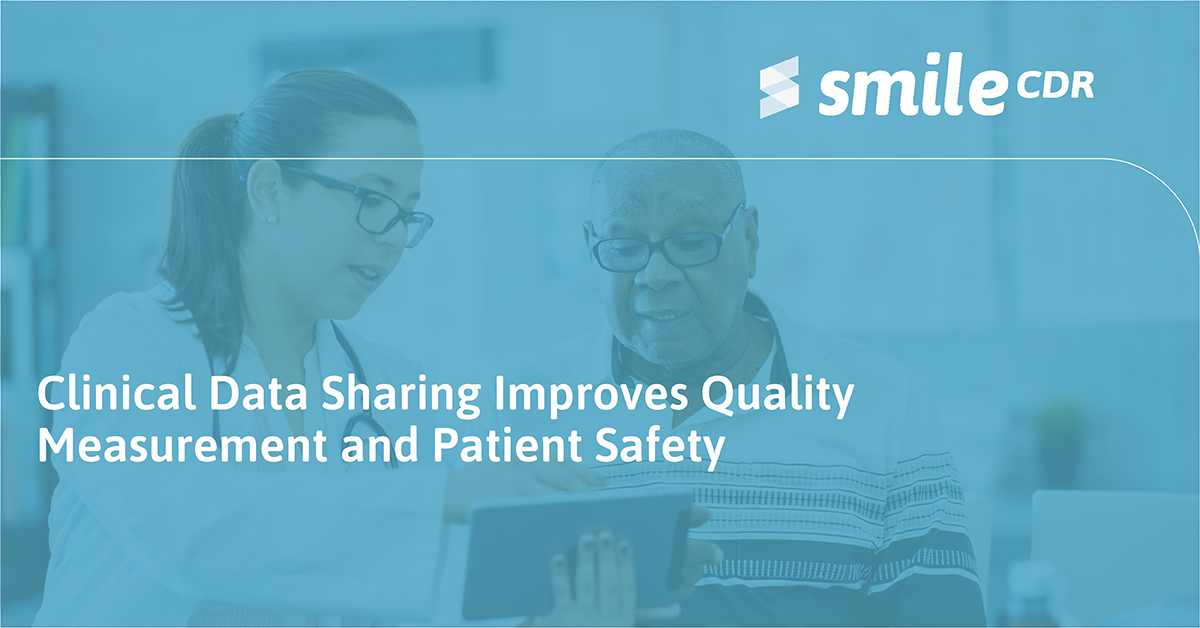 Clinical Data Sharing Improves Patient Safety