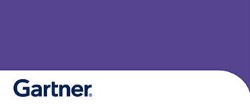 Gartner logo.